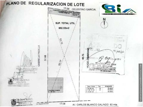 lote galpon av blanco galindo km 1 cochabamba