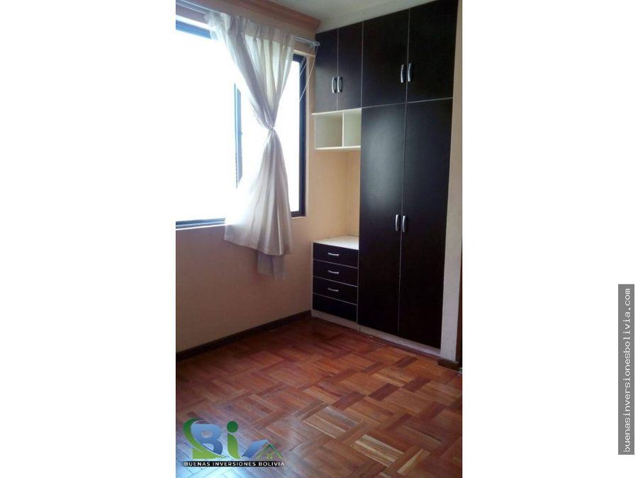 alquiler 350 depart prox plaza quintanilla