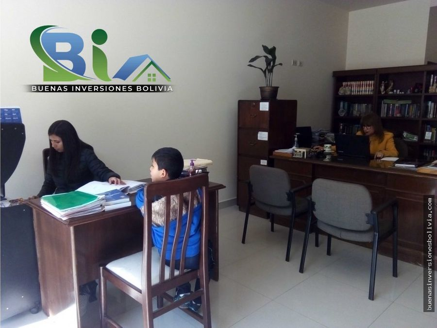 oficina 77m2 prox oquendo zona san pedro