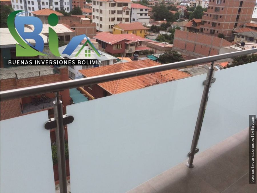 us82500 departamento nuevo 3 dorm prox parque lincoln