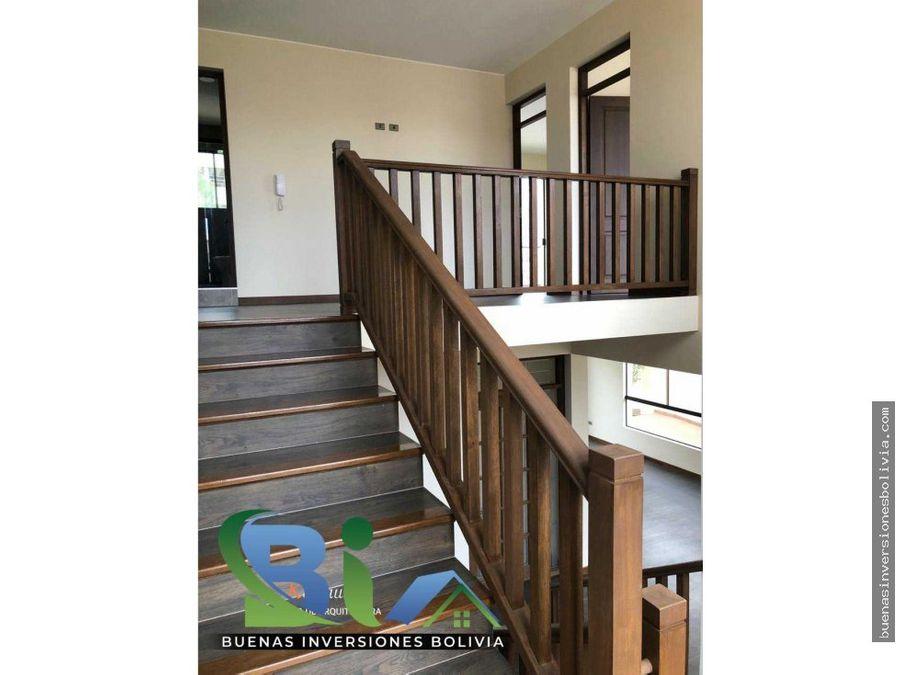 us196000 casa nueva 4 dorm prox el bosque i