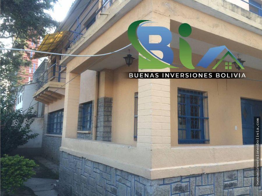us 580000 casa comercial prox plaza cobija