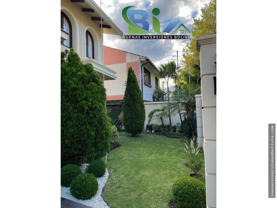 us 510000 casa equipada jardin en esquina barrio irlandes