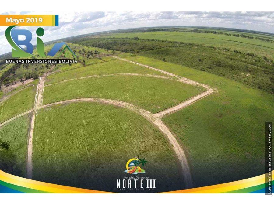 us 6683 terreno complejo norte iii santa cruz