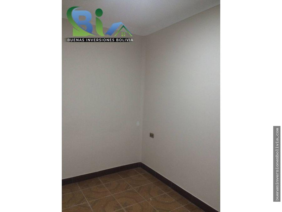 bs3500 casa semi independiente para vivienda y negocio zona sarco