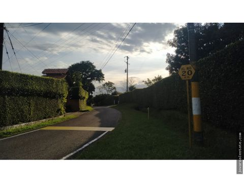 vendo lote en condominio via cerritos cartago valle