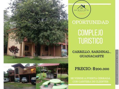atencion inversionistas complejo turistico sardinal guanacaste