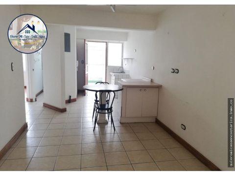 apartamento en condominio privado en saint claire moravia
