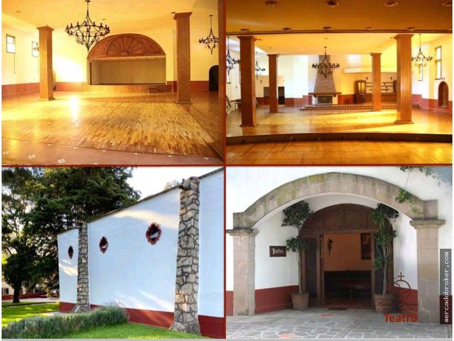 hotel country club hacienda la purisima