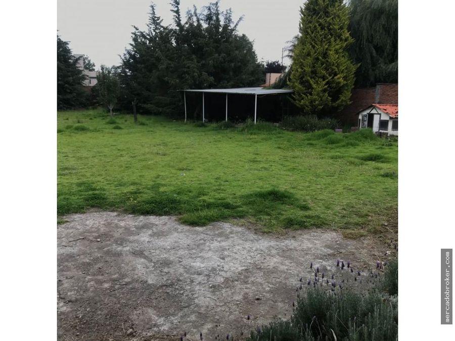 amplia residencia en haciendas de cacalomacan