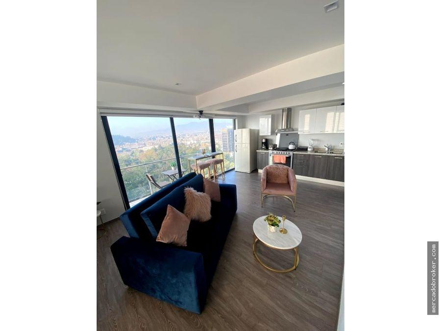 precioso loft en venta en plaza el molino 11 piso