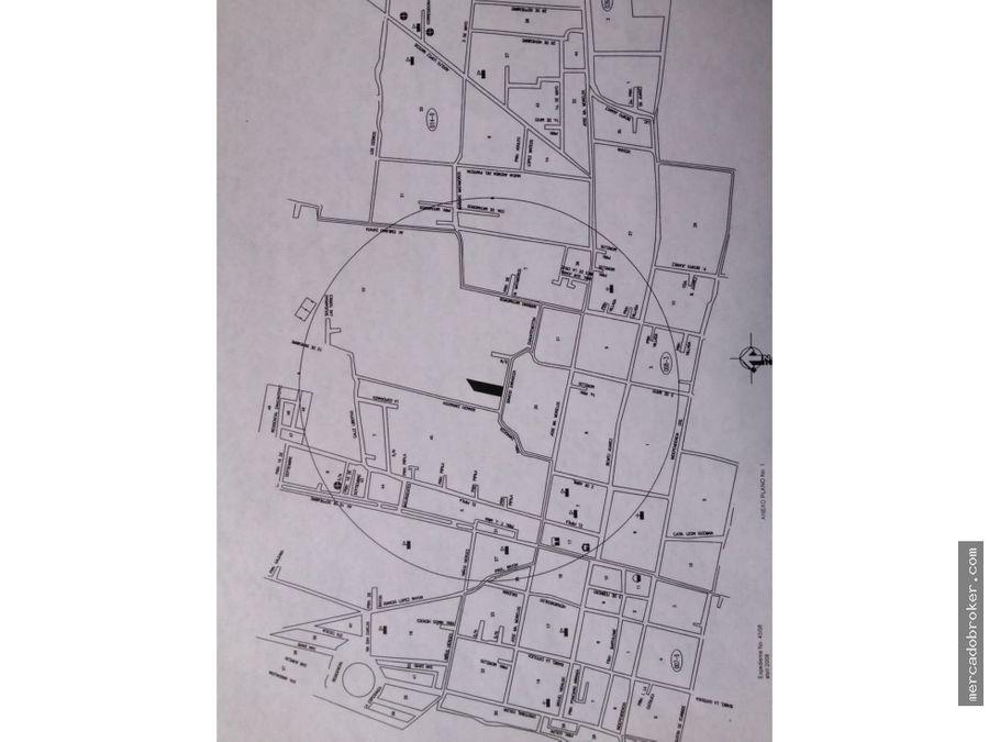venta de terreno zinacantepec a dos cuadras de las torres
