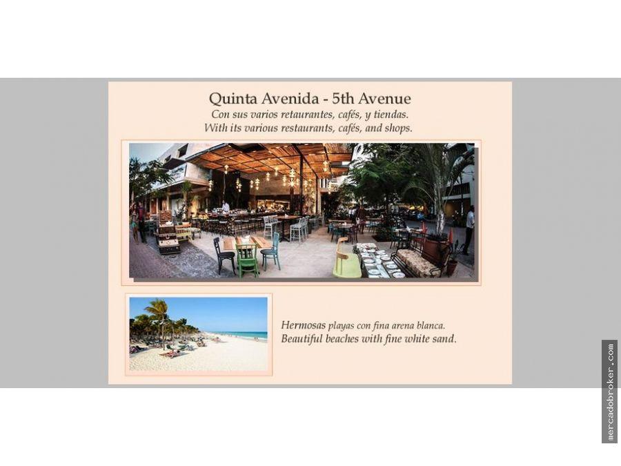 venta de hotel boutique acanto playa del carmen