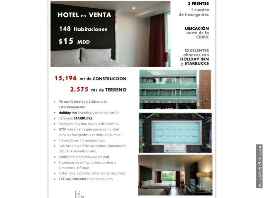 hotel holiday inn norte cdmx