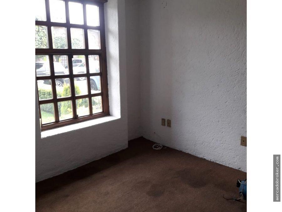 casa en venta san jeronimo chicahualco metepec