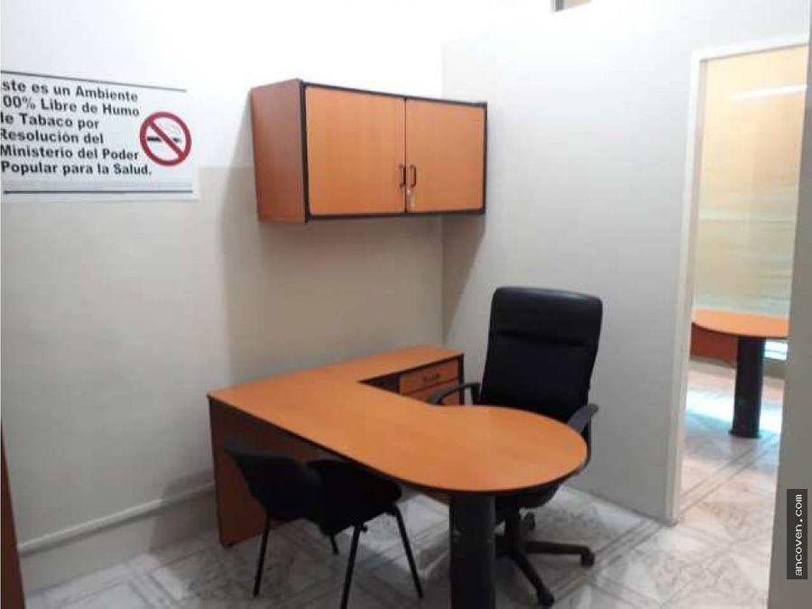 ancoven premium vende oficina en cc aerocentro