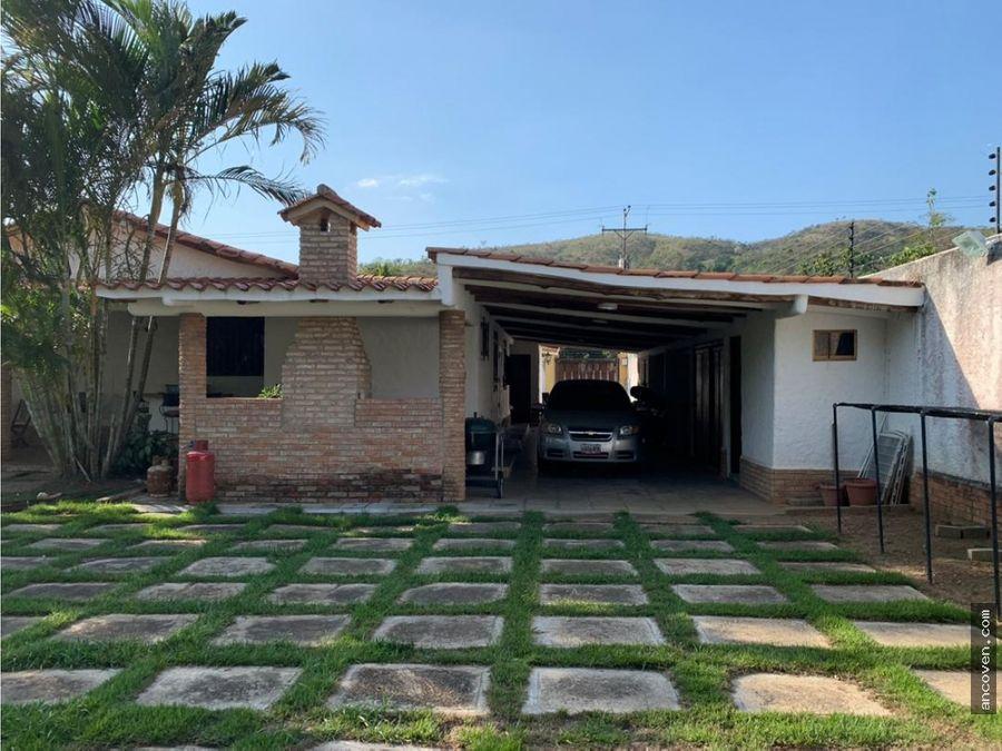 ancoven premium vende casa el solar guataparo