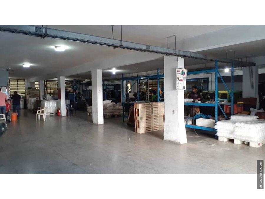 ancoven vende edificio industrial en santa rosa