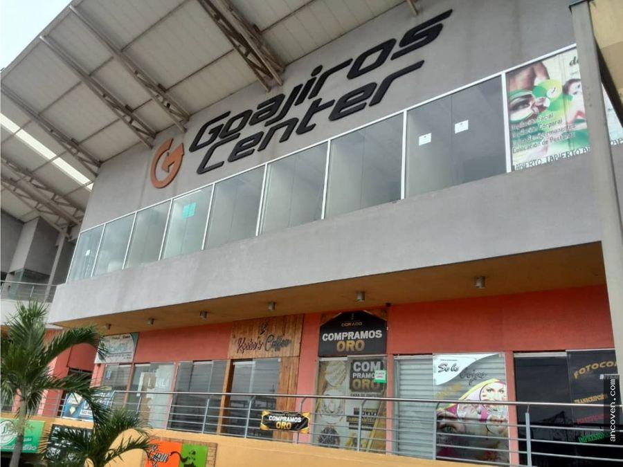 local comercial cc goajiros center valencia vende ancoven master