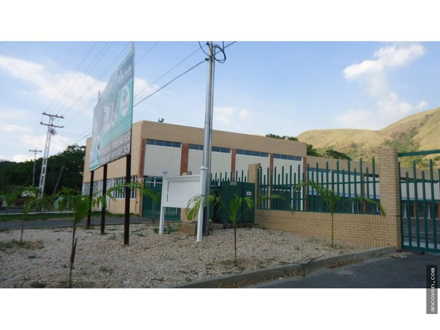 ancoven vende local en guacara