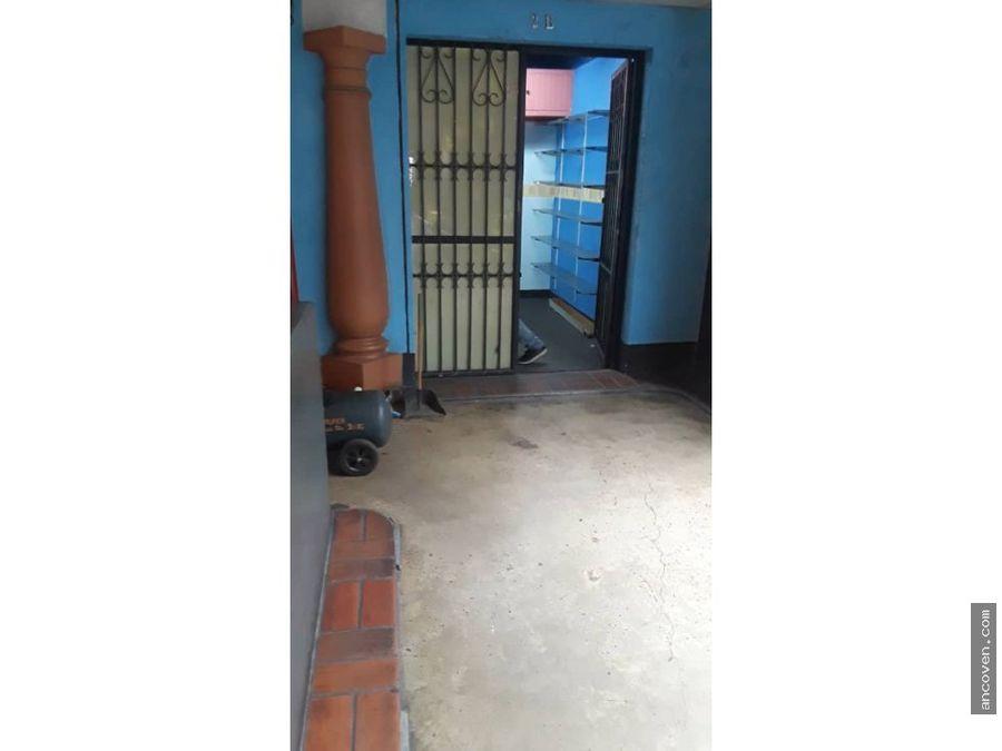 ancoven premium vende local comercial av bolivar