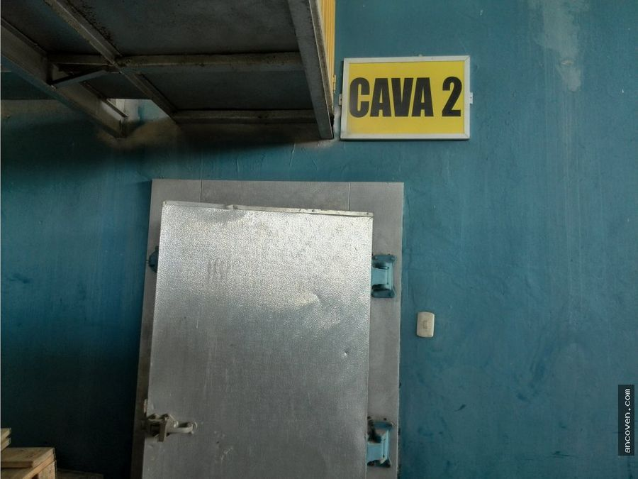 ancoven vende galpon industrial en tocuyito