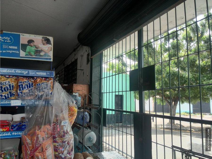 ancoven vende local en puerto cabello