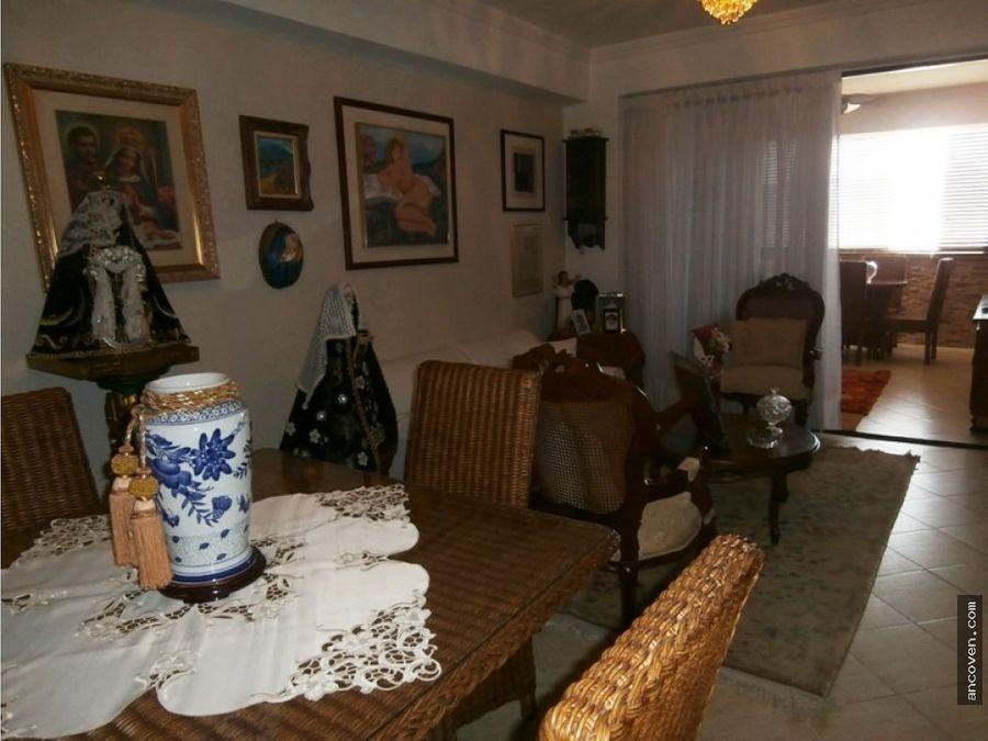 ancoven vende apartamento en agua blanca