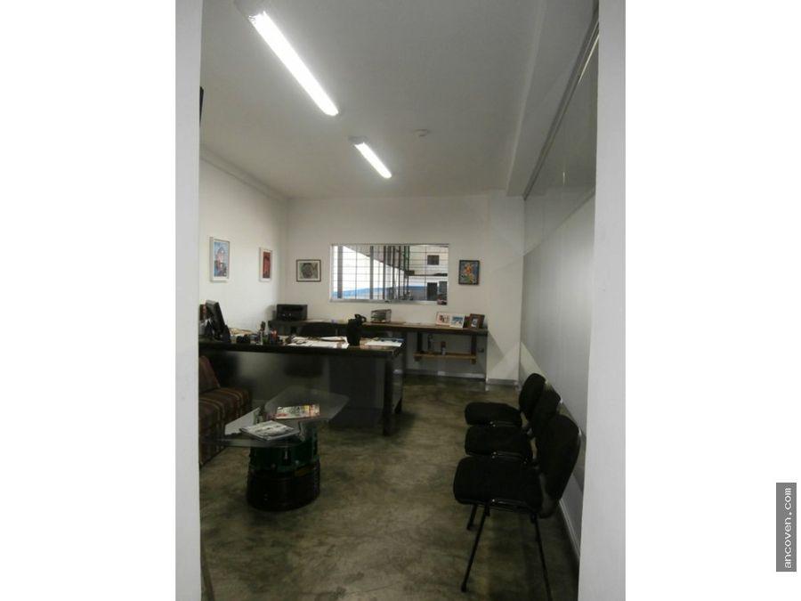 ancoven vende galpon y oficinas en los guayos