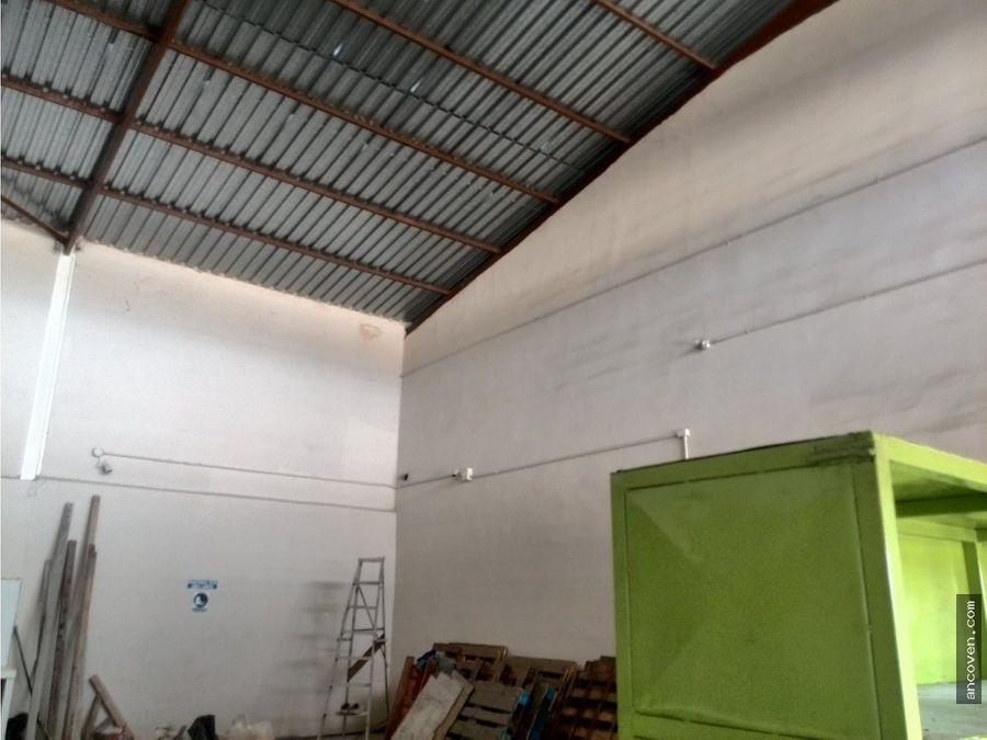 ancoven vende local comercial en tocuyito