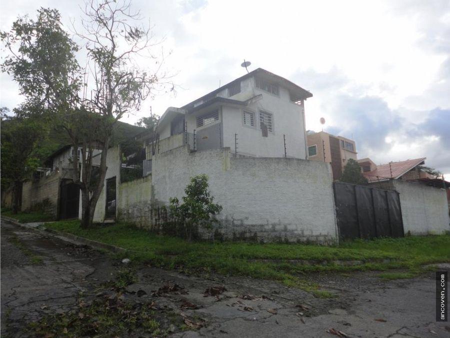 ancoven premium vende casa en urb carialinda