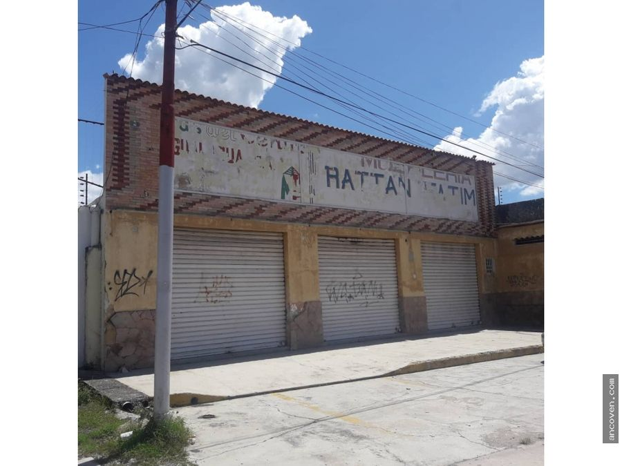 ancoven premium alquila local en naguanagua