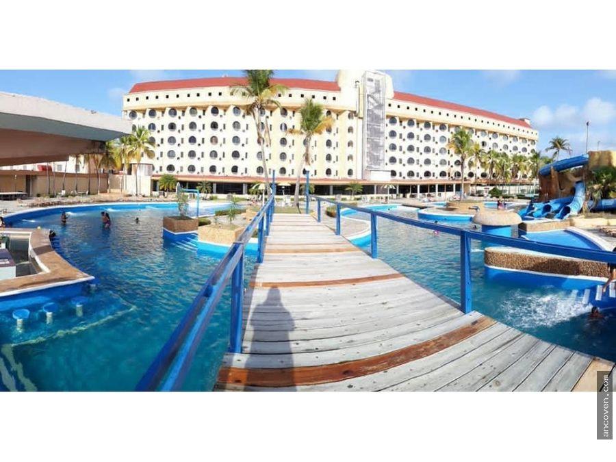 ancoven premium vende de oportunidad hotel en chichiriviche