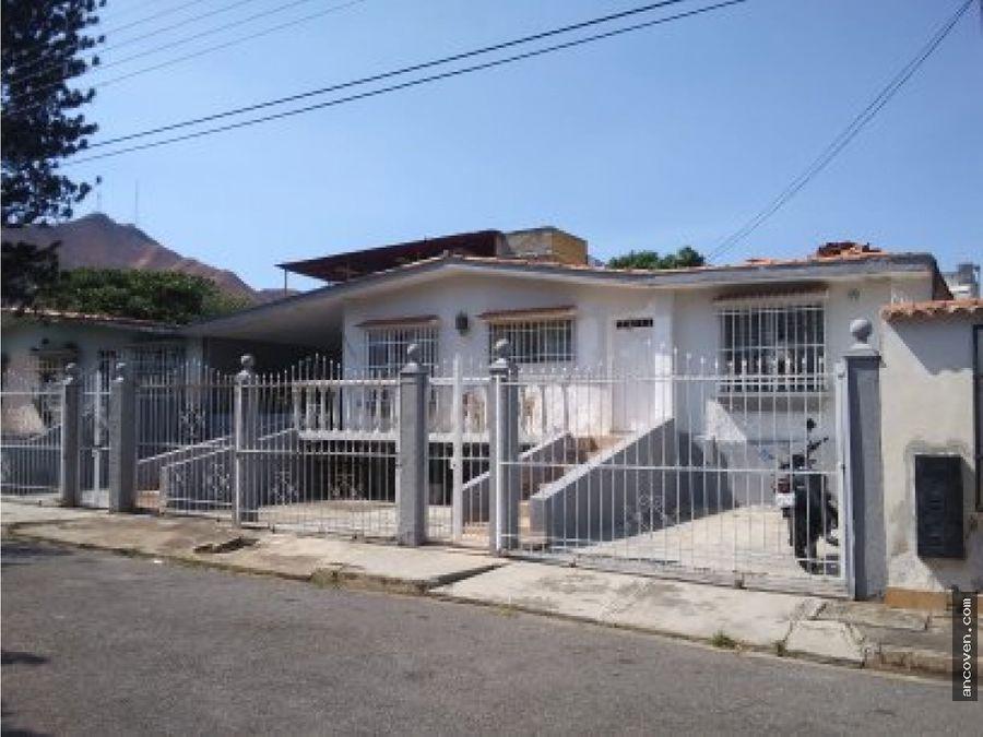 casa en urb el morro municipio san diego vende ancoven master