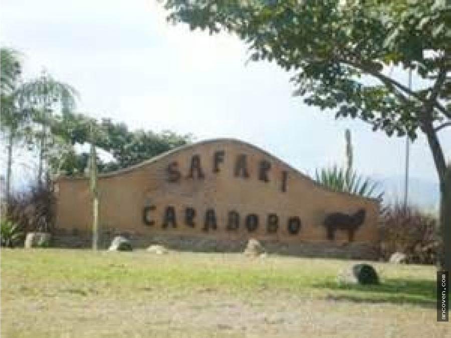 vendo parcela de terreno en safari country club