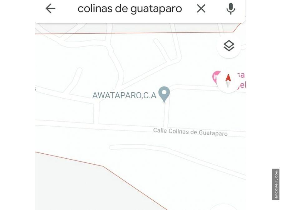 ancoven premium vende terreno en colinas de guataparo