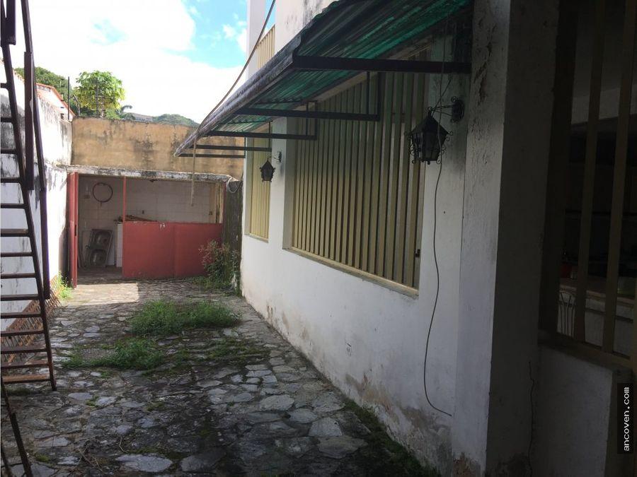 ancoven vende casa urb la vina calle cerrada