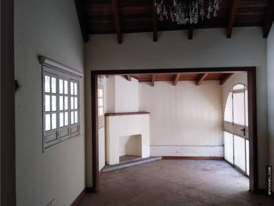 ancoven premium vende casa en altos de guataparo