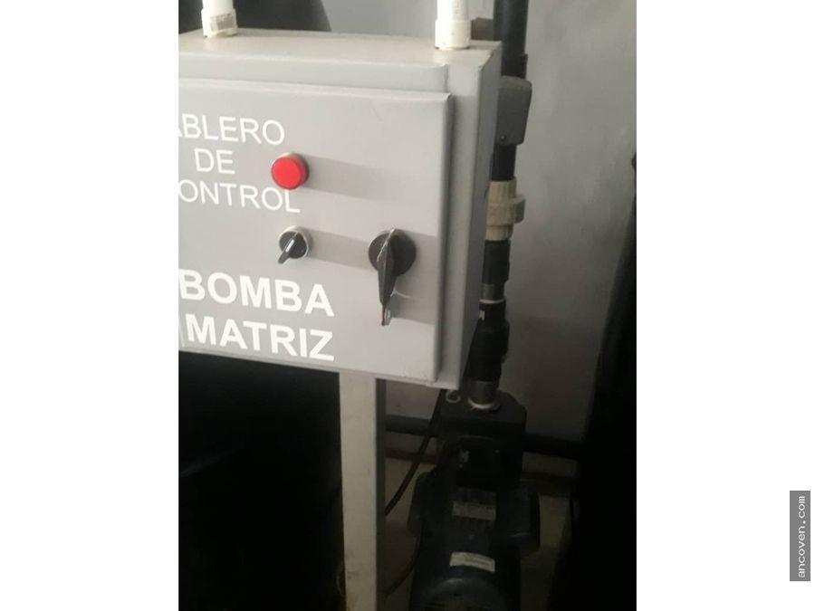 ancoven master vende planta potabilizadora en urb el trigal valencia