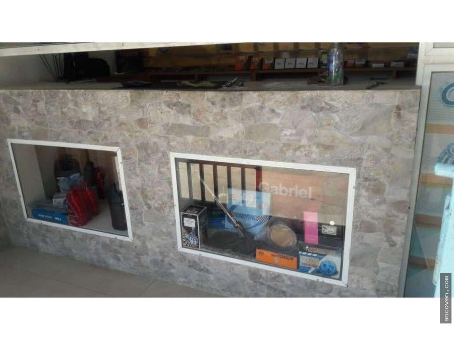 ancoven master alquila local fondo comercio en naguanagua