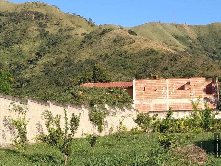 ancoven premium vende terreno en las morochas