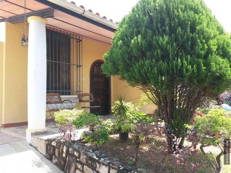 casa en urbtrigal centro municipio valencia vende ancoven master