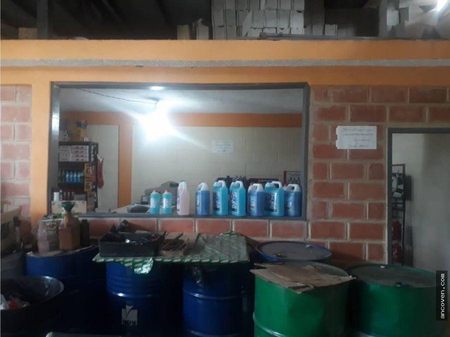 local y fondo comercio automotriz centro valencia vende ancoven master