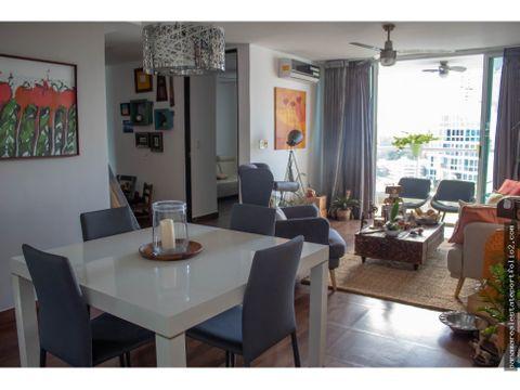 venta apartamento en cangrejo ph kubic lh
