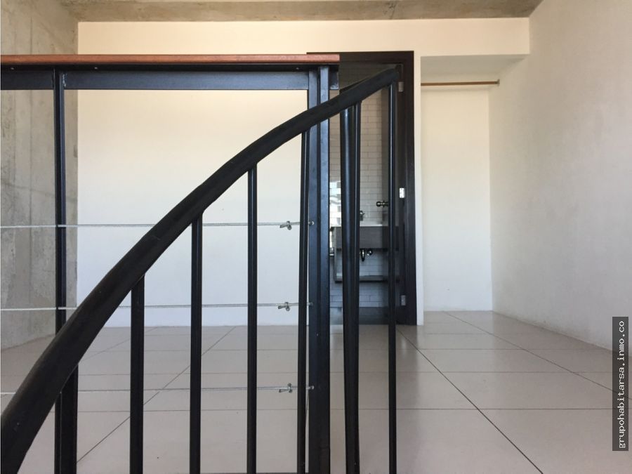 vendo alquilo apartamento zona 4 tipo loft rue3
