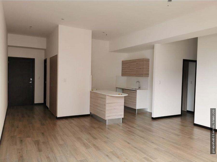 alquilo apartamento zona 14 en edificio seguro y moderno