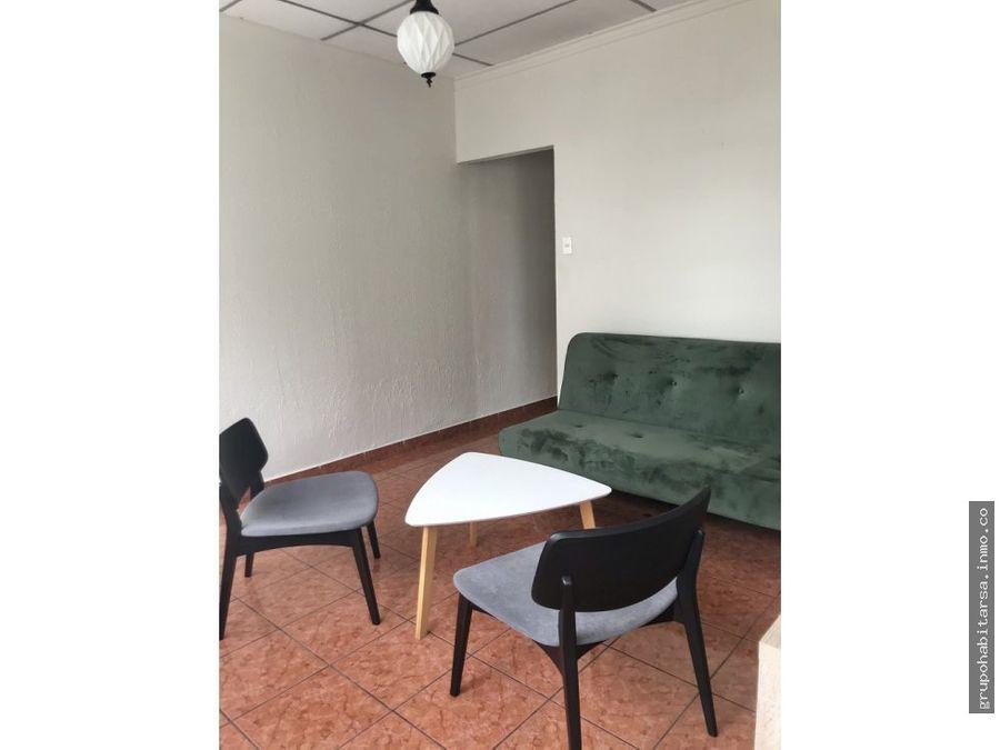 alquilo apartamento amueblado zona 13 final avenida de las americas