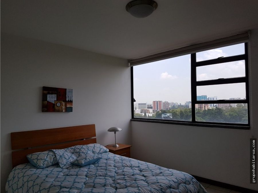 alquilo zona 14 apartamento amueblado y equipado