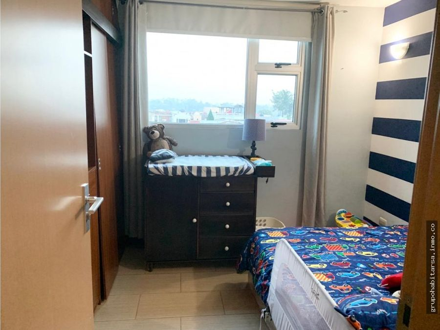 vendo apartamento zona 14 en nivel bajo condado la villa