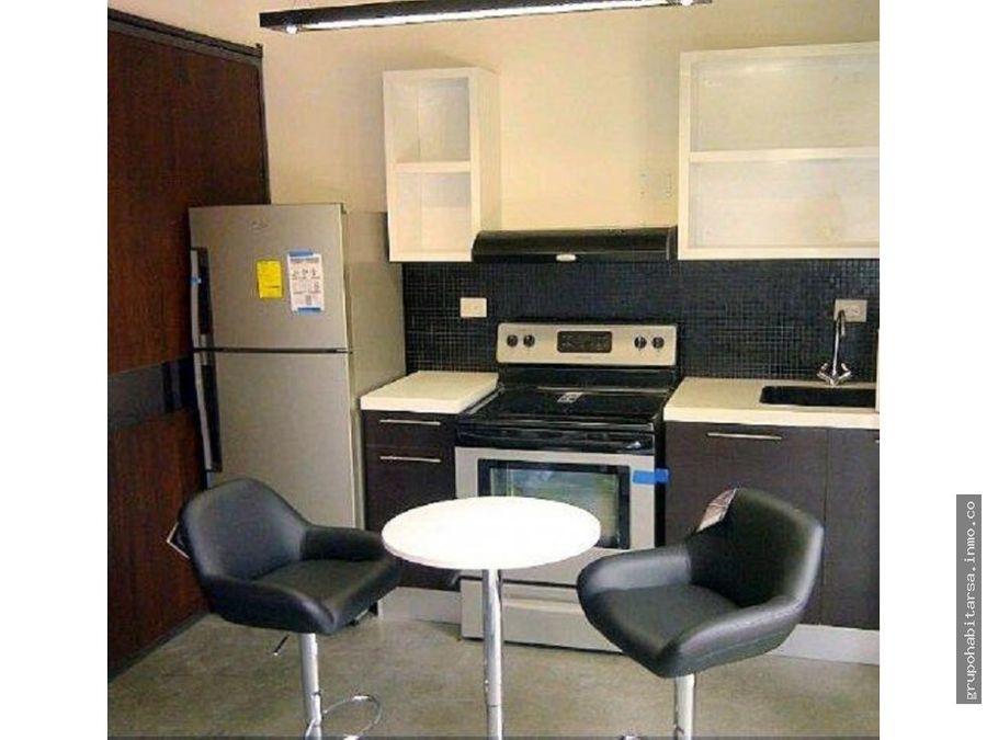 zona 4 alquilo apartamento amueblado 4 grados norte